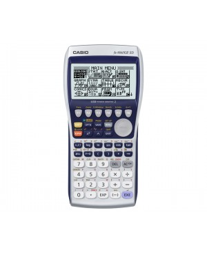 เครื่องคิดเลข Casio FX-9860Gll SD **แถมฟรี USB 2.0 FLASH DRIVE**