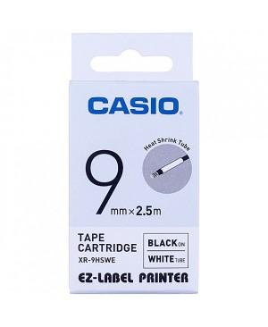 เทปพิมพ์ฉลาก Casio XR-9HSWE