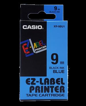 เทปพิมพ์ฉลาก Casio XR-9BU1