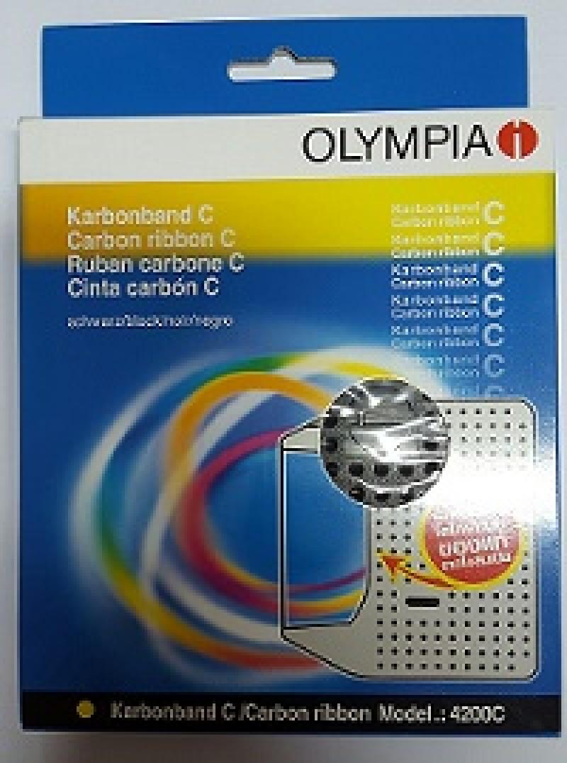 ผ้าหมึกพิมพ์ดีด Olympia 4200C
