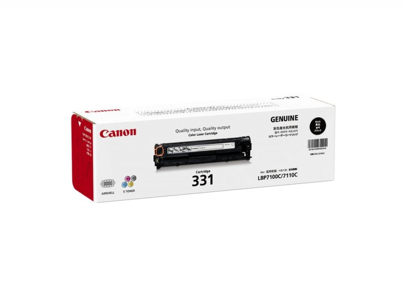 หมึก Canon Cartridge 331 BK