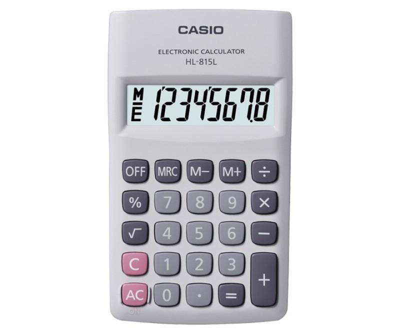 เครื่องคิดเลข Casio HL-815L-WE