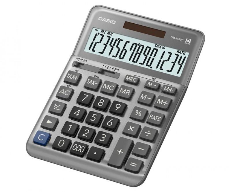 เครื่องคิดเลข Casio DM-1400F