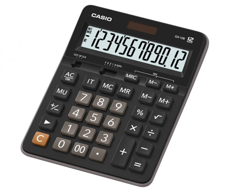 เครื่องคิดเลข Casio GX-12B