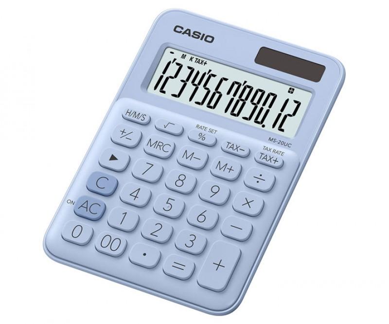 เครื่องคิดเลข Casio MS-20UC-LB