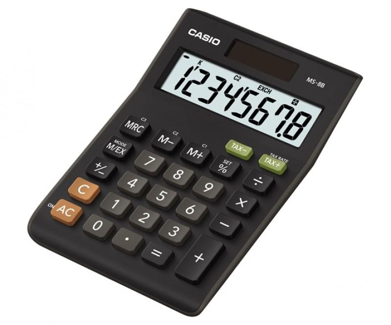เครื่องคิดเลข Casio MS-8B