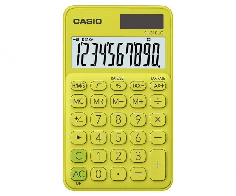 เครื่องคิดเลข Casio SL-310UC-YG