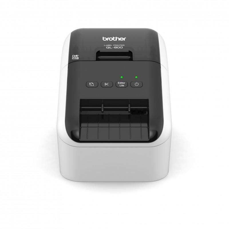เครื่องพิมพ์ฉลาก Brother QL-800 แถมฟรี!! เทปพิมพ์ฉลาก 2 ม้วน