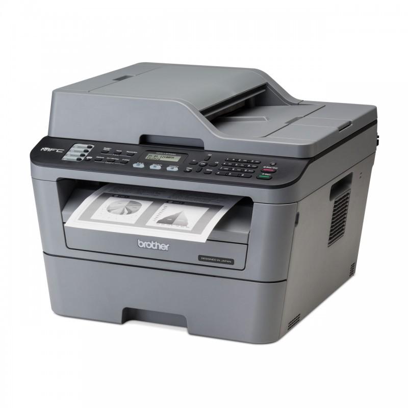 เครื่องพิมพ์มัลติฟังก์ชั่น Brother MFC-L2700D