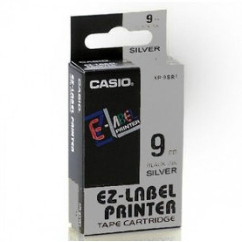 เทปพิมพ์ฉลาก Casio XR-9SR1