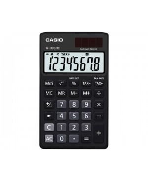 เครื่องคิดเลข Casio SL-300NC-BK