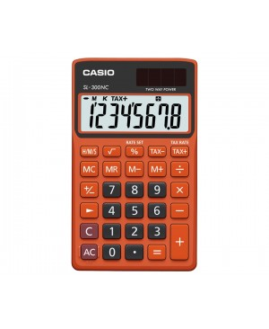 เครื่องคิดเลข Casio SL-300NC-BRG