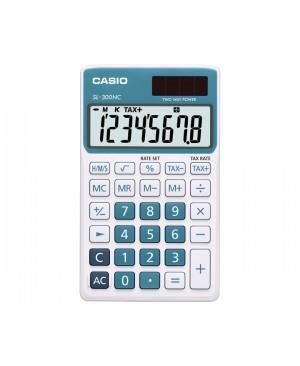 เครื่องคิดเลข Casio SL-300NC-BU
