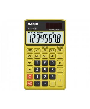 เครื่องคิดเลข Casio SL-300NC-BYW
