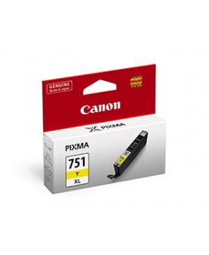 หมึก Canon CLI-751Y XL