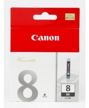 หมึก Canon CLI-8BK