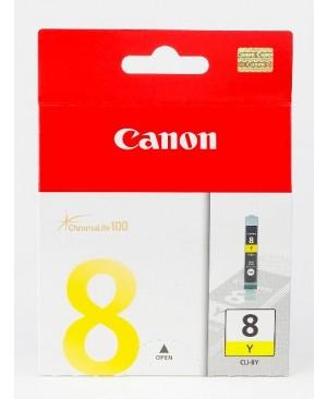 หมึก Canon CLI-8Y