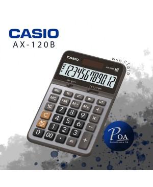 เครื่องคิดเลข Casio AX-120B