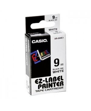 เทปพิมพ์ฉลาก Casio XR-9WE1
