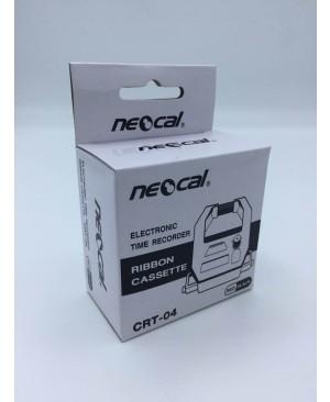 ผ้าหมึกเครื่องตอกบัตร Neocal CRT-04