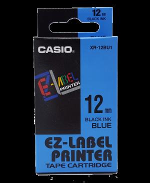 เทปพิมพ์ฉลาก Casio XR-12BU1