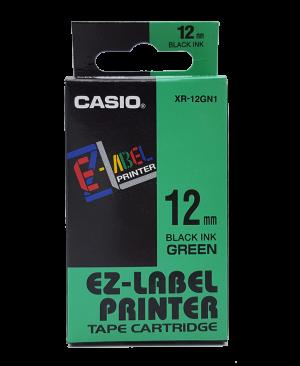 เทปพิมพ์ฉลาก Casio XR-12GN1