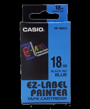 เทปพิมพ์ฉลาก Casio XR-18BU1