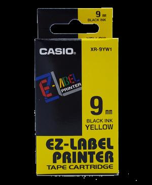 เทปพิมพ์ฉลาก Casio XR-9YW1