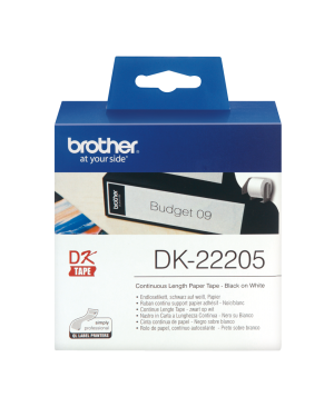 เทป Brother DK-22205