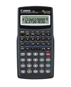เครื่องคิดเลข Canon F-604