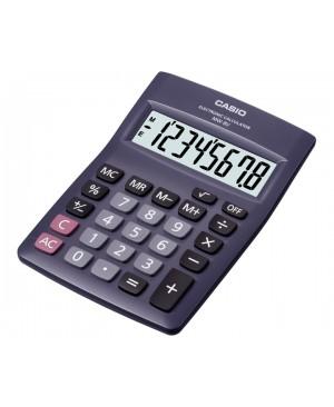 เครื่องคิดเลข Casio MW-8V-BK