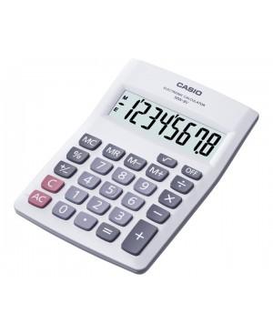 เครื่องคิดเลข Casio MW-8V-WE
