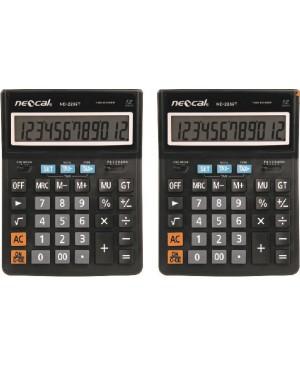 เครื่องคิดเลข Neocal ND-2239T (แพ็คคู่)