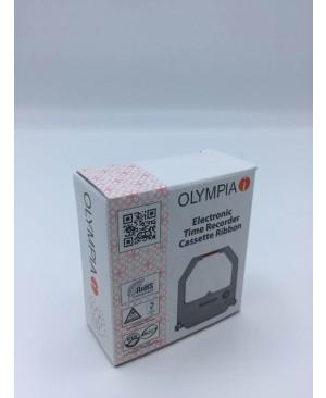 ผ้าหมึกเครื่องตอกบัตร Olympia 5800