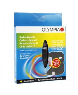 ผ้าหมึกพิมพ์ดีด Olympia F737C