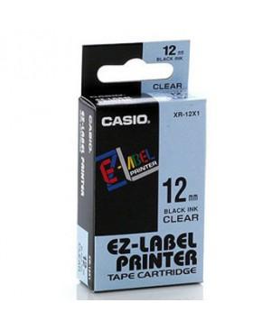 เทปพิมพ์ฉลาก Casio XR-12X1
