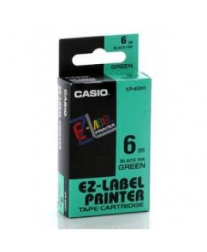 เทปพิมพ์ฉลาก Casio XR-6GN1