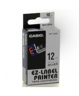 เทปพิมพ์ฉลาก Casio XR-12SR1