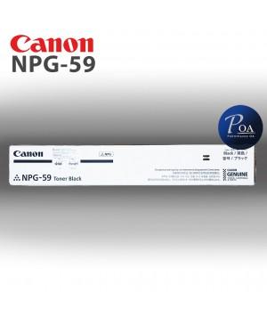 หมึกเครื่องถ่ายเอกสาร Canon NPG 59