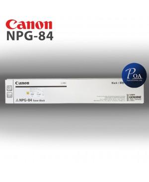 หมึกเครื่องถ่ายเอกสาร Canon NPG-84 ของแท้!