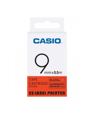 เทปพิมพ์ฉลาก Casio XR-9FOE