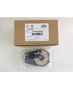 เทป Canon Label Tape Cassette 6mmx30m (WHITE)