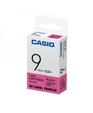 เทปพิมพ์ฉลาก Casio XR-9FPK