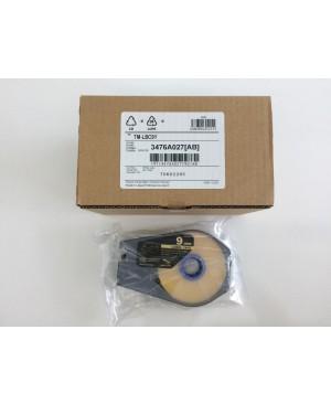 เทป Canon Label Tape Cassette 9mmx30m (YELLOW)