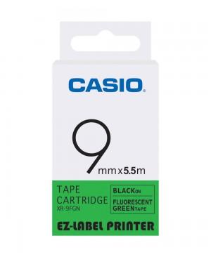 เทปพิมพ์ฉลาก Casio XR-9FGN