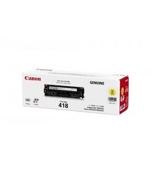 หมึก Canon Cartridge 418 Y