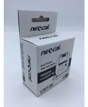 ผ้าหมึกเครื่องตอกบัตร Neocal CRT-06