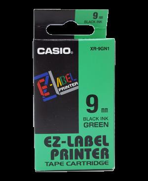 เทปพิมพ์ฉลาก Casio XR-9GN1