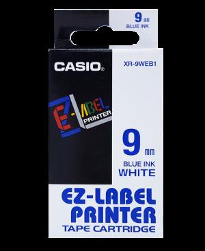 เทปพิมพ์ฉลาก Casio XR-9WEB1
