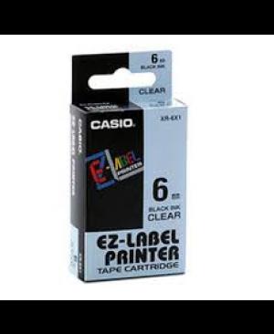 เทปพิมพ์ฉลาก Casio XR-6X1